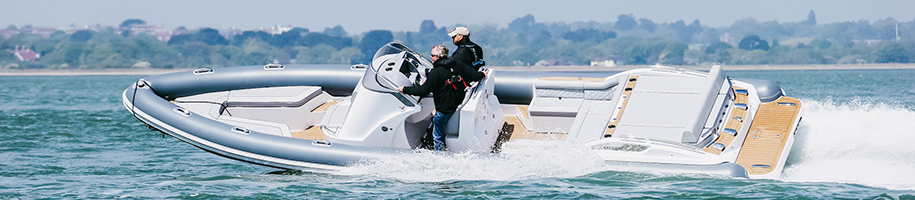 Bespoke Rigid Inflatable Boat RIB